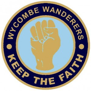 WYCOMBE Keep the faith